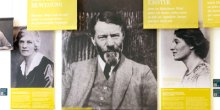 Max Weber: Ausstellung in der Seidlvilla