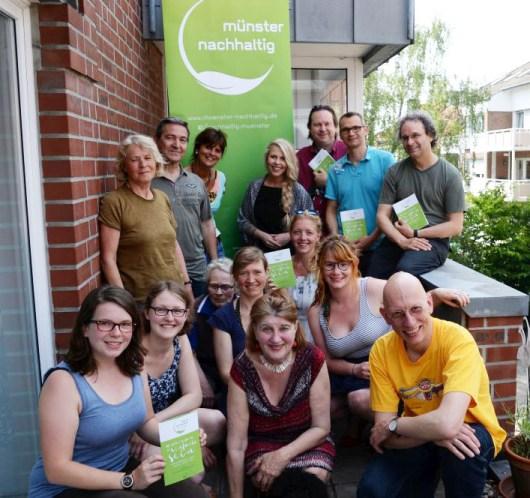 Netzwerkpartner von Münster nachhaltig