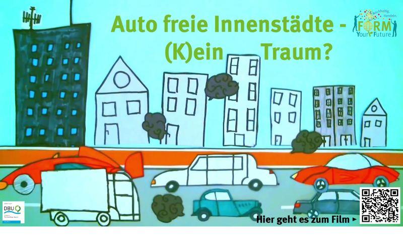 Autofreie Innenstädte – (K)ein Traum?