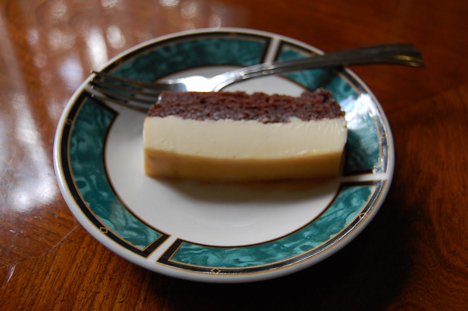 Chocoflan o Pastel Imposible  Cocina para los que el caf