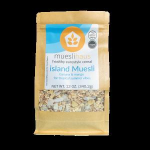 island Muesli Straight