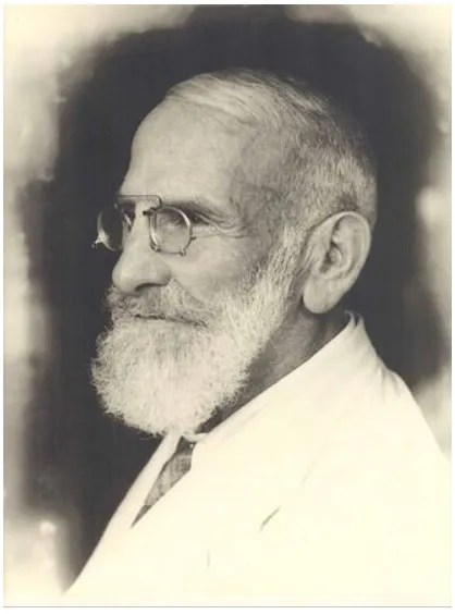 the inventor of Muesli - Maximilian Bircher-Benner