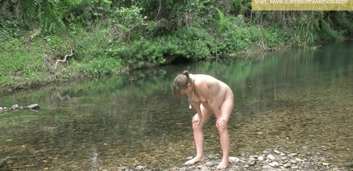 geburt nackt video