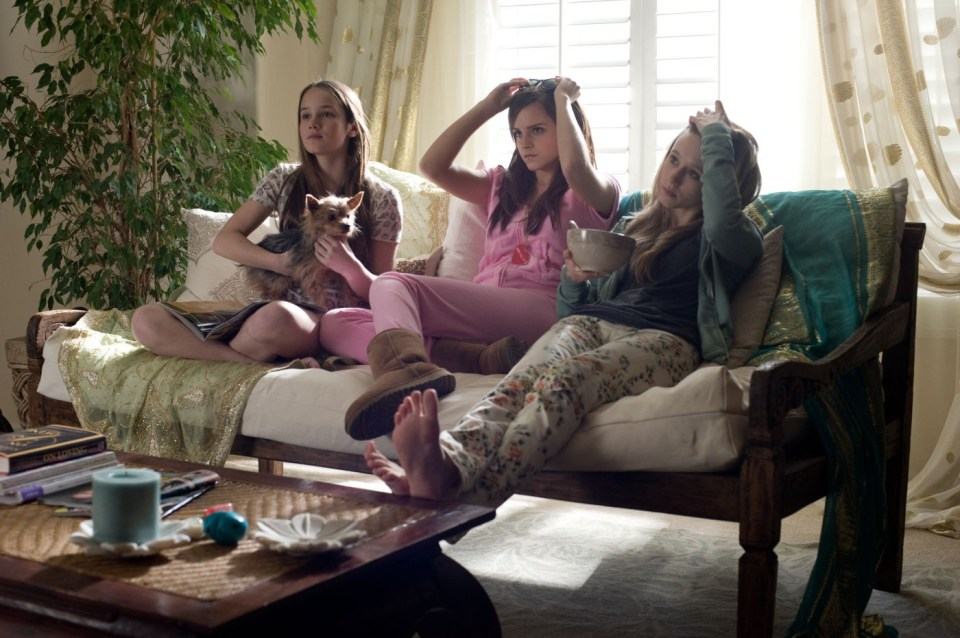 "Homeschooling u filmu ""The Bling Ring"""