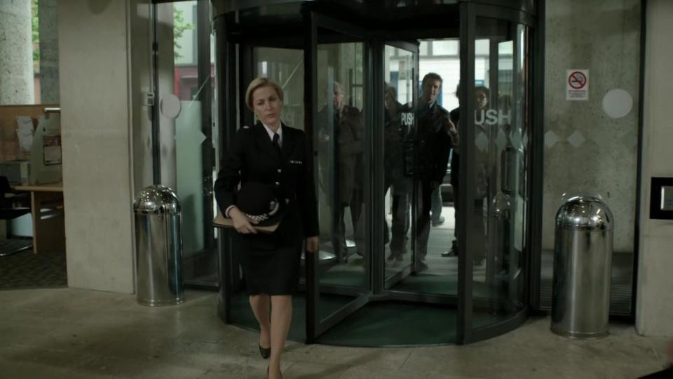 Stella u uniformi