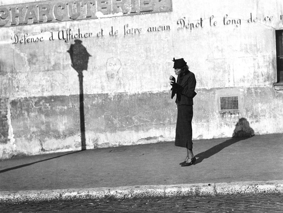"""Marianne Braslauer, """"Paris 1937 (Défense d'Afficher)"""""""