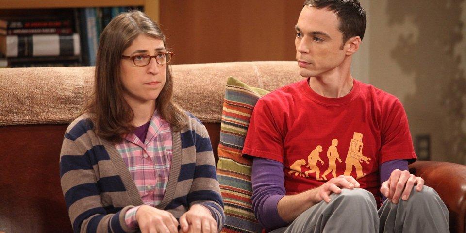 Sheldon Cooper i Amy Fowler