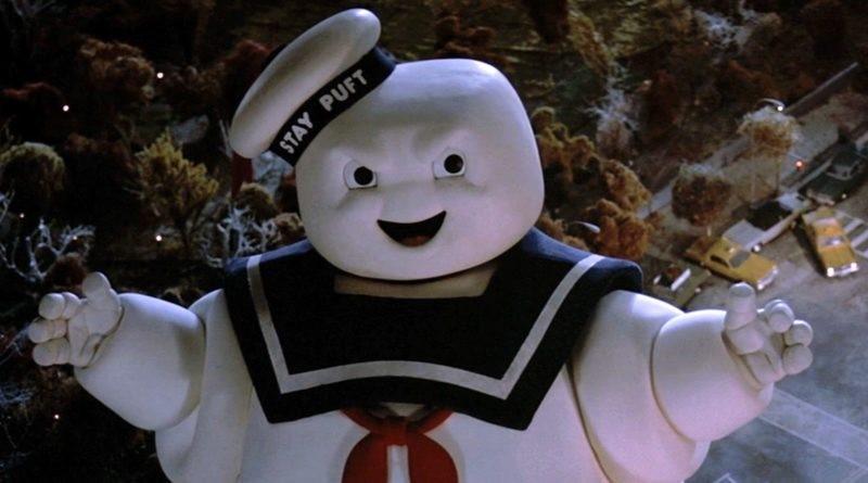 Zapaženu ulogu u originalnim Ghostbustersima ostvario je upravo Mashmallow Man