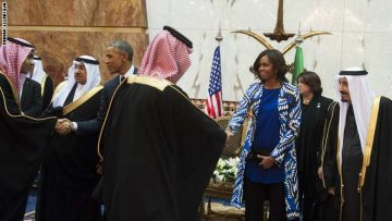 SAUDI-US-ROYALS-DIPLOMACY-OBAMA-SALMAN