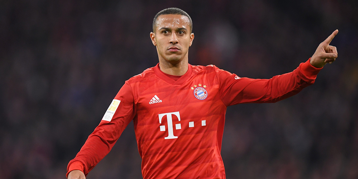 Manchester United And Chelsea Target Thiago Alcantara Puts House Up For Sale Giving Suggestion Transfer On The Cards This Summer Reports
