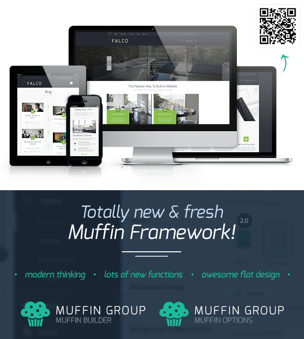 Falco - Responsive Multi-Purpose WordPress Theme falco - responsive - Falco — Responsive Multi-Purpose WordPress Theme