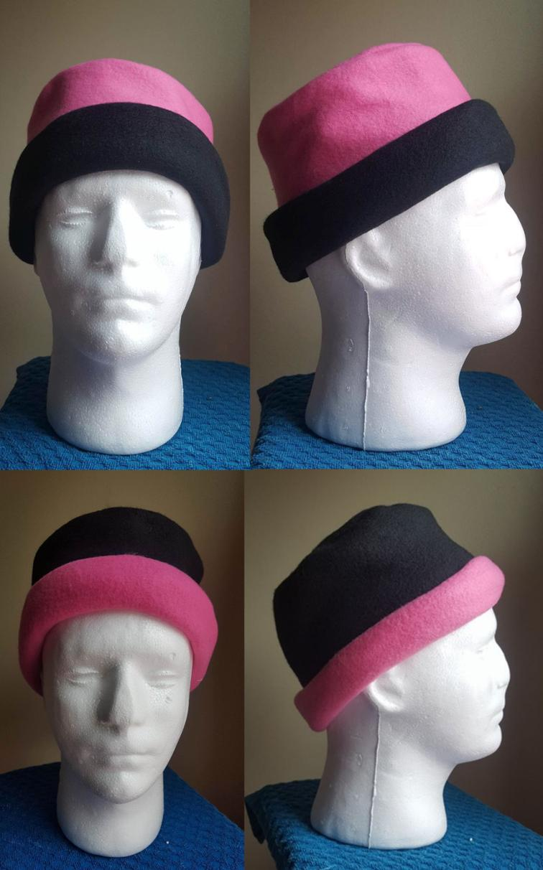Reversible Fleece Hat Pattern : reversible, fleece, pattern, Women's, Aprons, Accessories, MUFFIN, PATTERNS