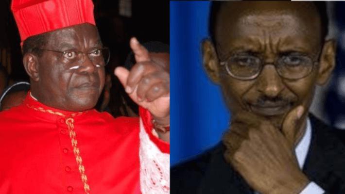 Y-a-t-il un match qui oppose la Cenco à Kagamé au Congo-Kinshasa ?