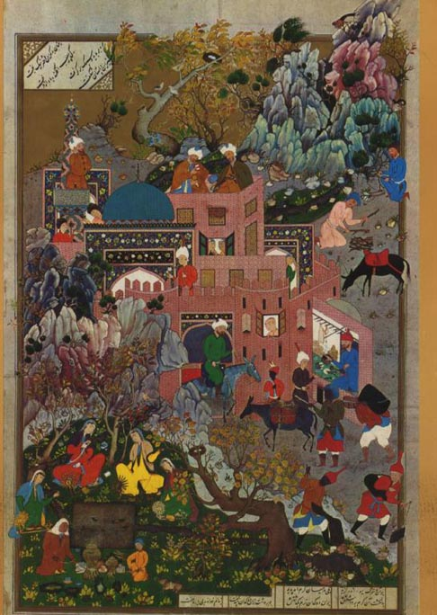 From the Shahnameh epic