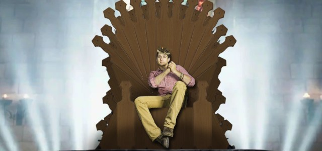 """Student Starts Fraternity Run On Monarchy. Declares Himself """"King of the Frat"""""""