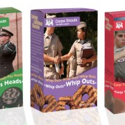 Corps Scout Cookies Coming this Spring
