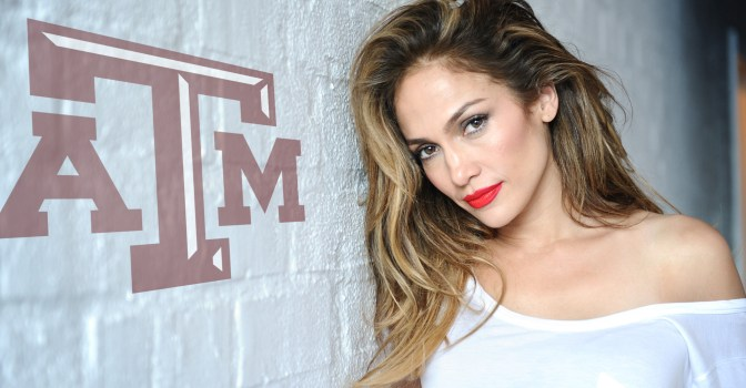 Texas A&M to Welcome JLO to Campus