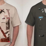 Corps of Cadets Unveils New PR Shirts