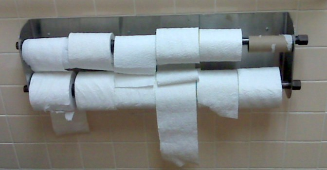 The 6 Best Places to Poop on Campus (No. 2 Will Inspire You)