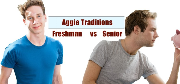 Aggie Traditions Explained by Freshman, Senior