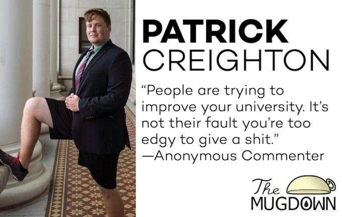 Patrick Creighton
