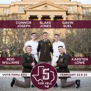 Get to Know Your 5 for Yell Candidates