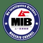 ムー民倶楽部 MIB_logo