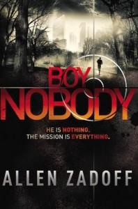 Boy Nobody by Allen Zadoff