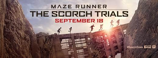 The Maze Runner: Scorch Trials