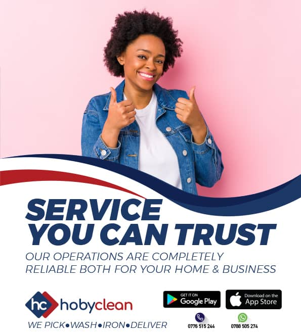 Introducing Hoby Clean: a revolutionary online on-demand Laundry service. 11 MUGIBSON WRITES