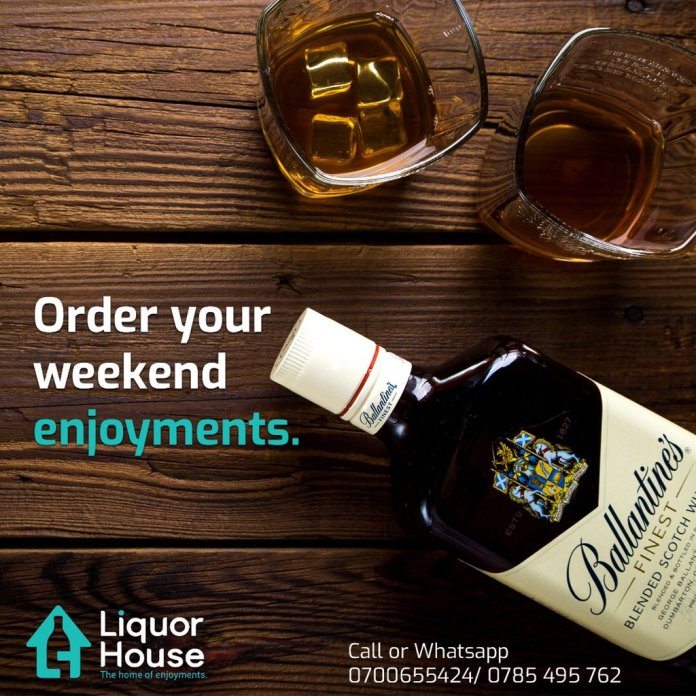 Ugandan Online Liquor store Liquor House brings enjoyments even closer to you with launch of new web delivery platform. 2 MUGIBSON WRITES