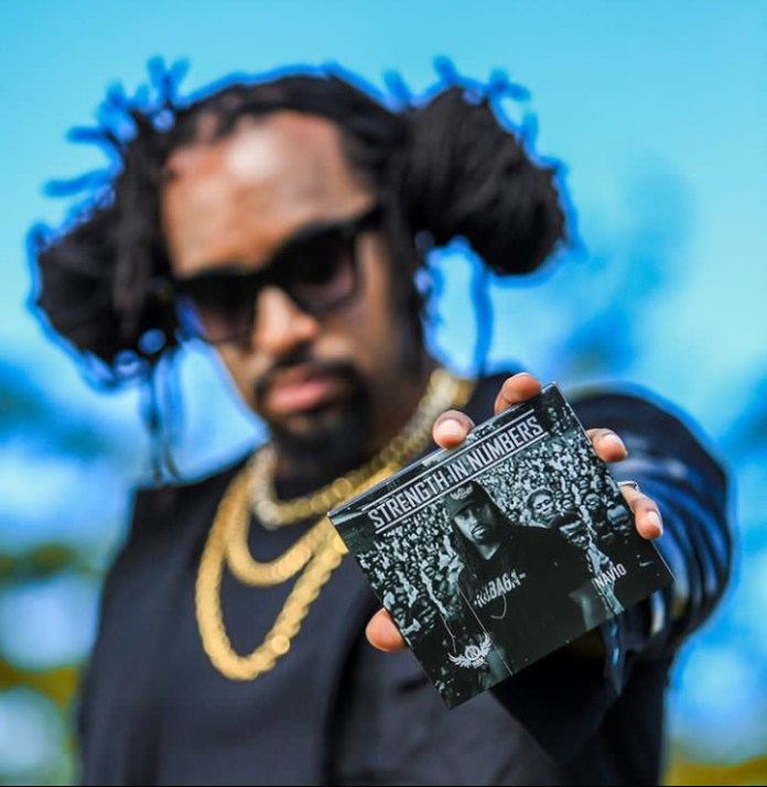 Music Review: Navio's new 'Strength In Numbers' album. Listen Here: - 10 MUGIBSON