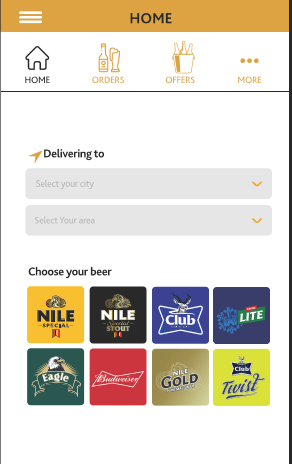 "Nile Breweries Limited (NBL) Launches Online Product and Delivery platform ""Beer Now"". Here's how the centric platform works 5 MUGIBSON WRITES"