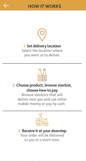 "Nile Breweries Limited (NBL) Launches Online Product and Delivery platform ""Beer Now"". Here's how the centric platform works 6 MUGIBSON WRITES"