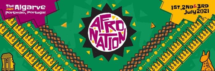 Afro Nation Festival postponed to 2021. Fireboy DML, Eddy Kenzo, Yemi Alade, Chronixx, Shenseea and more to headline. 1 MUGIBSON