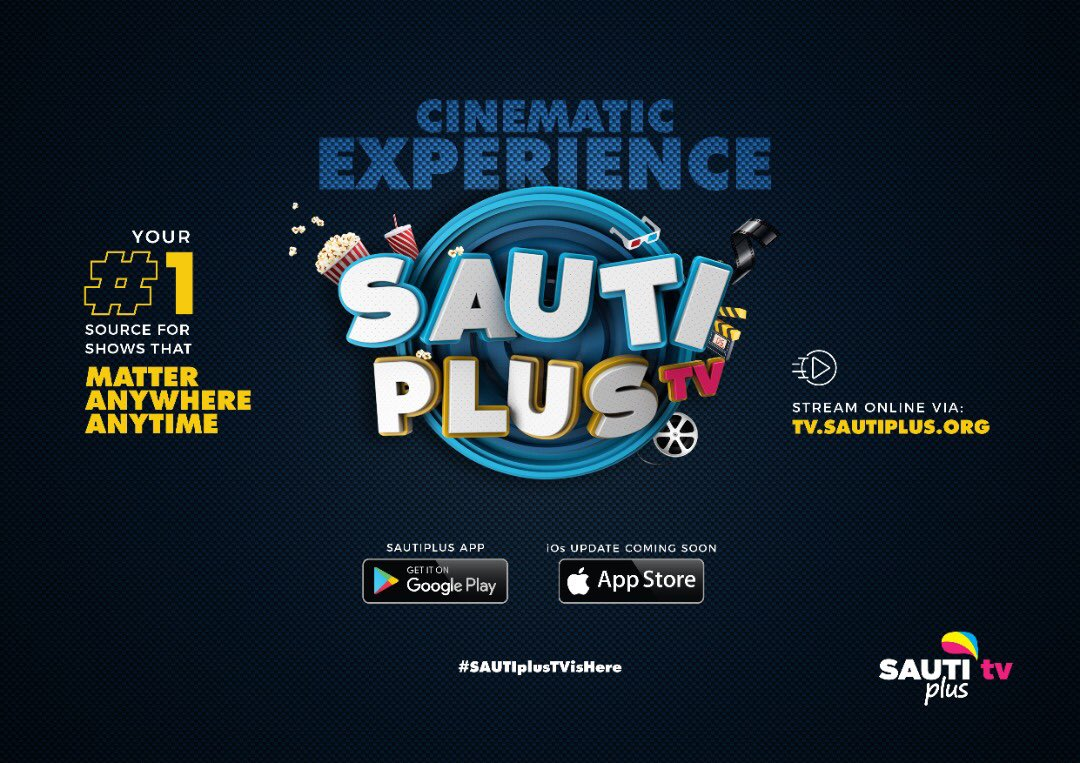 Reach a Hand launches SAUTI Plus TV App and website. 1 MUGIBSON WRITES