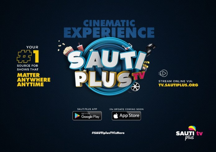 Reach a Hand launches SAUTI Plus TV App and website. 3 MUGIBSON