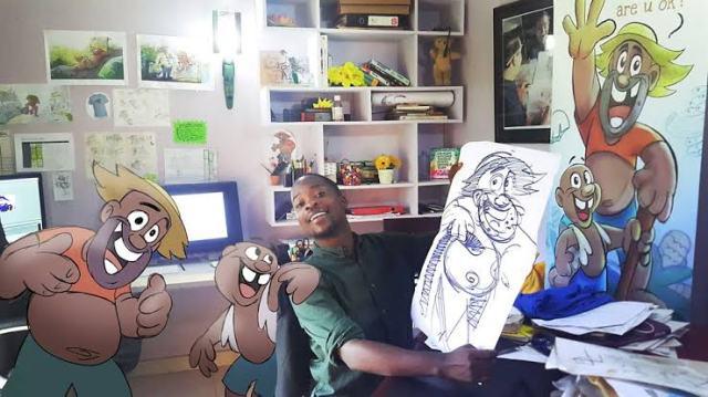 Ugandan animation Katoto in COVID19 awareness campaign: 6 MUGIBSON WRITES