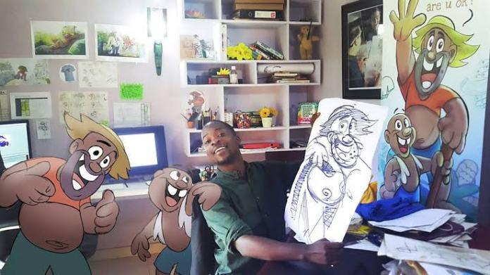 Ugandan animation Katoto in COVID19 Awareness Campaign 5 MUGIBSON
