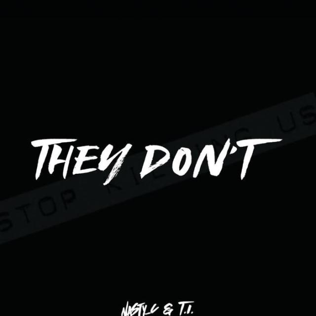 S.A Rapper Nasty C links up with T.I. on new inspiring single 'They Don't'. Listen Here: 2 MUGIBSON WRITES