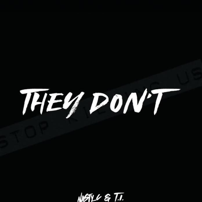 S.A Rapper Nasty C links up with T.I. on new inspiring single 'They Don't'. Listen Here: 1 MUGIBSON WRITES