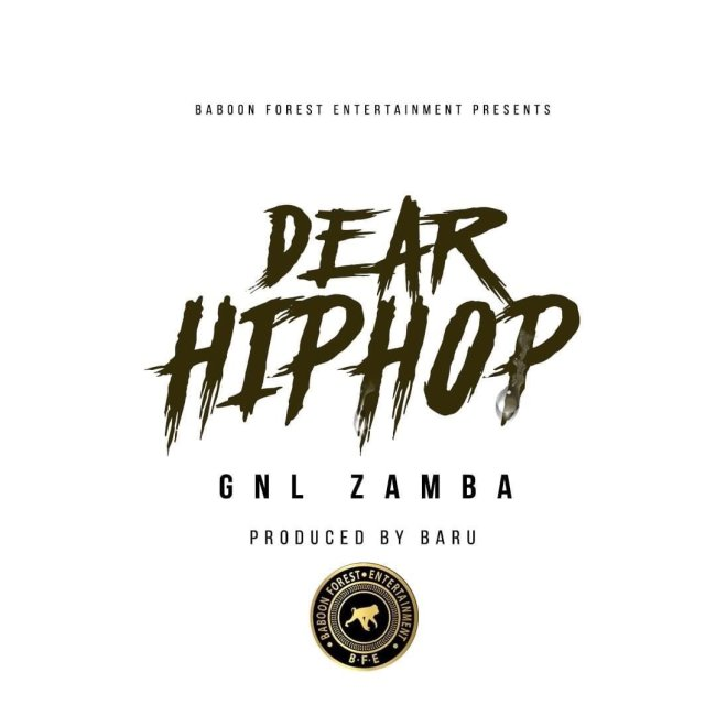 Review: GNL Zamba's new Luga-flow track 'Dear Hiphop'. Listen Here:- 3 MUGIBSON WRITES