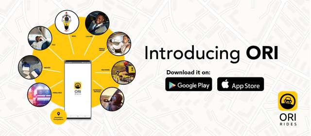 Introducing Ori Rides; the 8 in 1 Transit App: 2 MUGIBSON WRITES