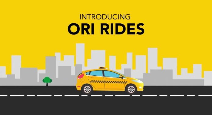 Introducing Ori Rides; the 8 in 1 Transit App: 3 MUGIBSON WRITES