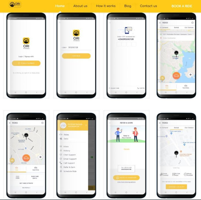 Introducing Ori Rides; the 8 in 1 Transit App: 5 MUGIBSON WRITES