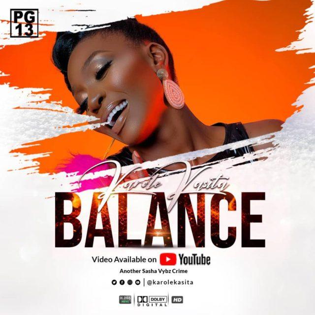 Karole Kasita outs colorful 'Balance' visuals: Watch Here: 2 MUGIBSON WRITES