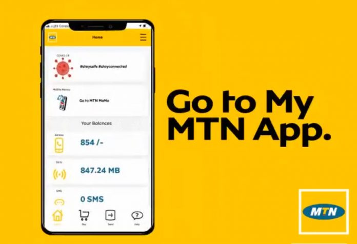 How to get free data using the myMTN App referral program: 1 MUGIBSON WRITES