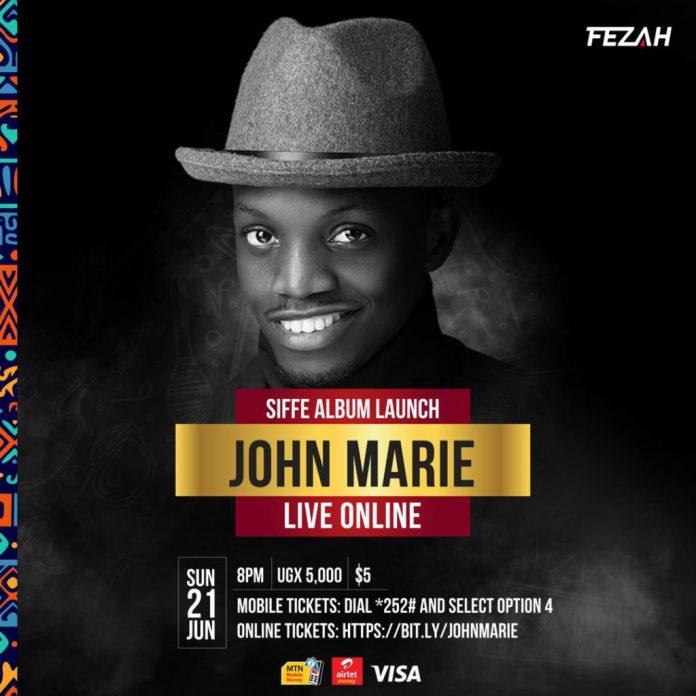 Gospel sensation John Marie to take over Fezah tonight with Siffe Album Launch: 2 MUGIBSON WRITES