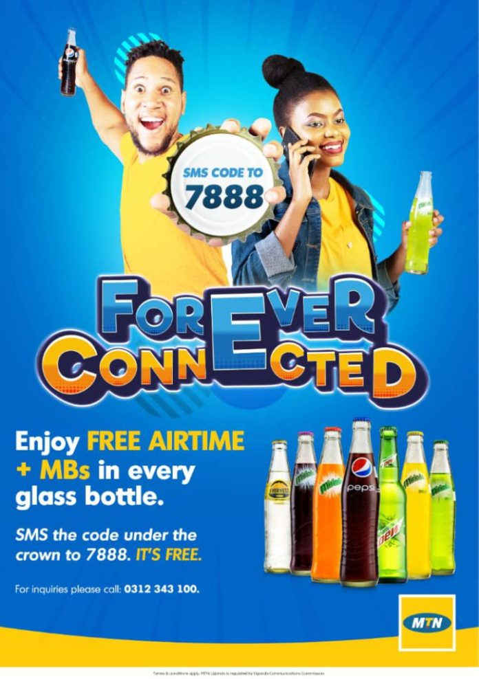 Crown Beverages Limited partners with MTN & Airtel in new 'Forever Connected' consumer campaign 1 MUGIBSON