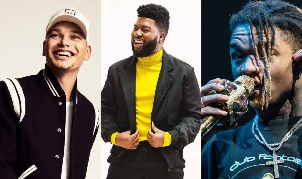 Country icon Kane Brown links up with Khalid & Swae Lee on 'Be Like That'. Listen Here 1 MUGIBSON WRITES
